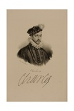 Charles IX (1550-74) Giclee Print by Francois Seraphin Delpech