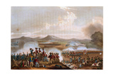 Battle of Talavera, 28th July 1809, from ' the Martial Achievements of Great Britain and Her… Giclee Print by William Heath