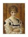 Bianca, C.1881 Giclée-Druck von Frederick Leighton