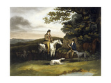 Coursing, Plate 3, Engraved by R.G. Reeve, 1807 Giclee Print by Dean Wolstenholme