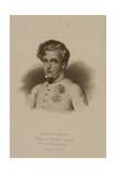Francois Charles Joseph Bonaparte (1811-32) Napoleon II Giclee Print by Francois Seraphin Delpech