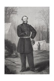 Portrait of General George Henry Thomas (1816-70) Giclee Print by Thomas Nast