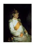 Chancellor Otto Von Bismarck (1815-98) 1890 Giclee Print by Franz Seraph von Lenbach