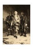Charles Edward Stuart (1720-88) C.1892 Giclee Print by John Pettie
