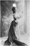 Cecile Sorel (1873-1966) as Celimene in 'Le Misanthrope' by Moliere (1622-73) Photographic Print by  Reutlinger Studio