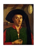 Edward Grimston Giclee Print by Petrus Christus