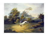Coursing, Plate 4, Engraved by R.G. Reeve, 1807 Giclee Print by Dean Wolstenholme