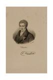 Luigi Cherubini (1760-1842) Giclee Print by Francois Seraphin Delpech