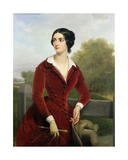 Eliza Gilbert (1821-61) Giclee Print by Jules Laure