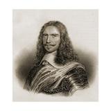 Henri De La Tour D'Auvergne (1611-75) Viscount of Turenne Giclee Print