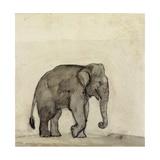 Elephant, C.1790 Giclee Print by Gungaram Tambat