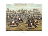 The Worcester: Coming In, Engraved by Charles Hunt Giclee Print by Charles Hunt