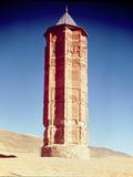 Minaret of Mashud III (1089-1115) Photographic Print