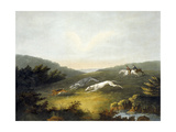 Coursing, Plate 2, Engraved by R.G. Reeve, 1807 Giclee Print by Dean Wolstenholme