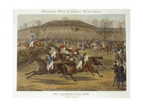 The Leamington, Oct. 20th 1840: the Start Giclee Print by Charles Hunt