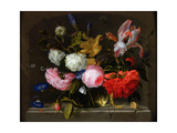 A Still Life Giclee Print by Jacob van Walscapelle