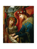 St. Cecilia, 1896 Giclee Print by John Melhuish Strudwick