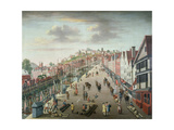 Bristol Docks and Quay, C.1760 Giclee Print