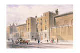 North Front to St.James's Palace, C.1850 Giclee Print by Thomas Shotter Boys