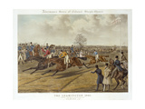 The Leamington, Oct. 20th 1840: Coming in Giclee Print by Charles Hunt