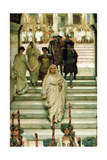 The Triumph of Titus: the Flavians, 1885 Giclee Print by Sir Lawrence Alma-Tadema