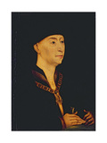 Philip the Good (1396-1467) Duke of Burgundy (1419-67) Giclée-Druck von Rogier van der Weyden