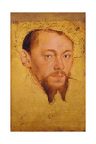 Moritze (1521-53) Duke of Saxony, Later Elector Giclee Print by Lucas Cranach the Younger