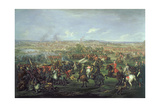 The Battle of Blenheim on the 13th August 1704, C.1743 Giclee Print by John Wootton