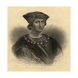 Charles Viii (1470-98) King of France Giclee Print