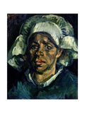 Peasant Woman, 1885 Giclee Print by Vincent van Gogh