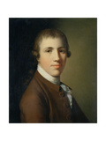 Portrait of a Young Man Giclee Print by Richard Caddick