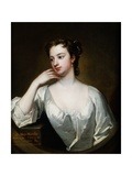 Lady Mary Wortley Montagu (1689-1762) Giclee Print by Charles Jervas
