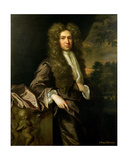 Anthony Collins (1676-1729) Giclee Print by Jonathan Richardson
