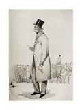 Jean-De-Dieu Soult (1769-1851) Duke of Dalmatie Giclee Print by George Bryant Campion