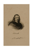 Pierre Corneille (1606-84) Giclee Print by Francois Seraphin Delpech