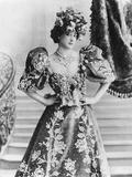 La Belle Otero (1868-1965) C.1894 Photographie par  Reutlinger Studio