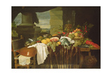 Banquet Still Life Giclee Print by Andries Benedetti