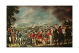 The Battle of Ballinahinch, 13th June 1798, C.1798 Giclee Print by Thomas Robinson