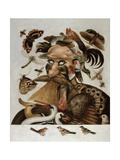 An Allegory of Air Giclee Print by Giuseppe Arcimboldo