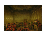 18 Brumaire an Viii Giclee Print by Jacques Henri Sablet