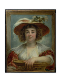 Portrait of the Artist's Daughter Elizabeth, C.1640 Giclee Print by Jacob Jordaens