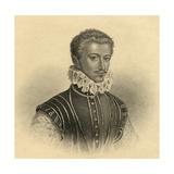 Henri I (1549-88) De Lorraine, Duc De Guise Giclee Print