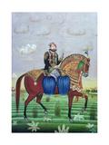 Maharaja Jai Singh II of Jaipur (1699-1743) Giclee Print