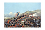The Battle of Alma on 20th September 1854, 1854 Giclee Print by Edmund Walker