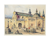 Carmelite Church of the Annuciation, Krakow, from 'Klejnoty Miasta Krakowa', Published 1899 Giclee Print by Juliusza & Tondosa, Stanislawa Kossaka