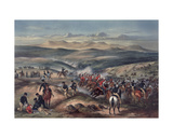 The Battle of the Gwanga, Cape of Good Hope, on 8th June 1846 Giclee Print by Captain Carey
