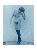 Female Nude Giclee Print by Edward Linley Sambourne