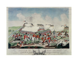 Battle of New Orleans and Death of Major General Packenham on the 8th of January, 1815, Engraved… Giclee Print by Benjamin West