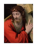 Christ Carrying the Cross, 1505-15 Giclee Print by Andrea Solario