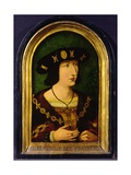 Francois I (1494-1547) King of France (1515-47) C.1520 Giclee Print